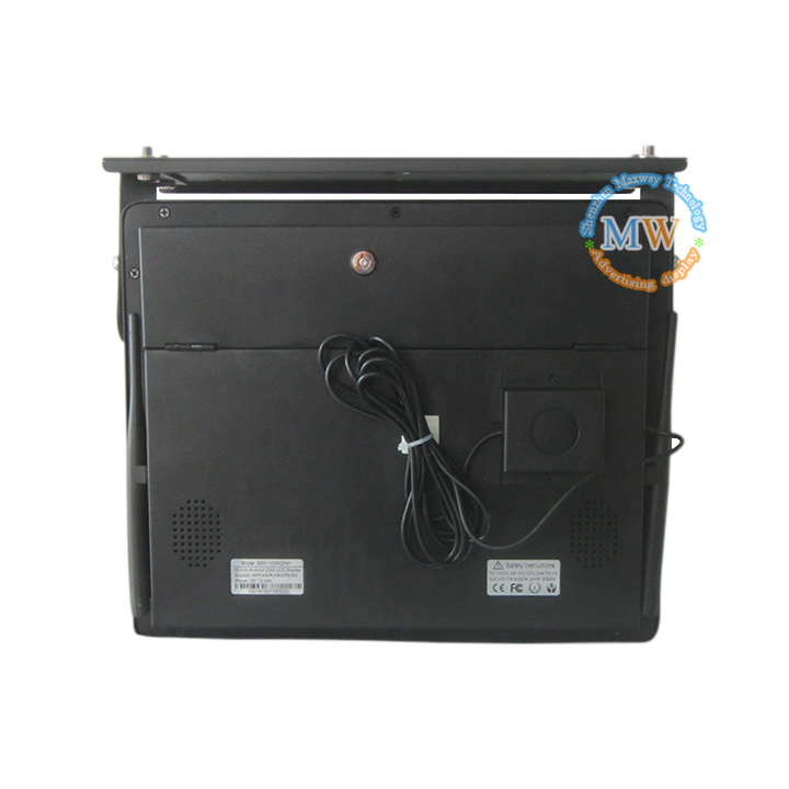 10 Inch Bus LCD Ads Player