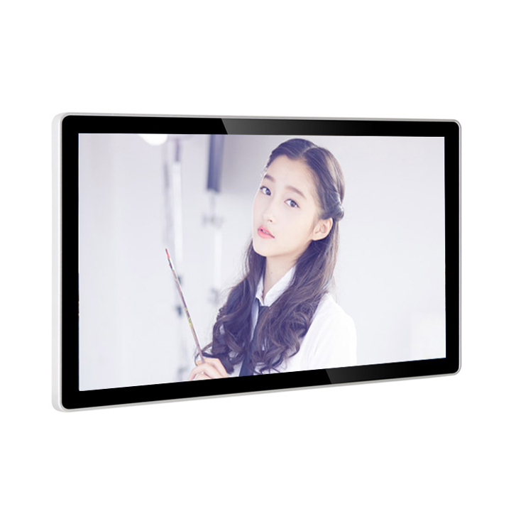 32 Inch Wall Mounted Lcd Advertising Palyer