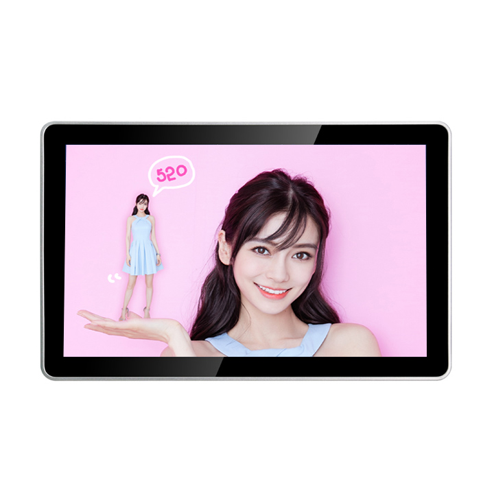 New Arrival 21.5inch All Mounted Advertising Monitor For Government