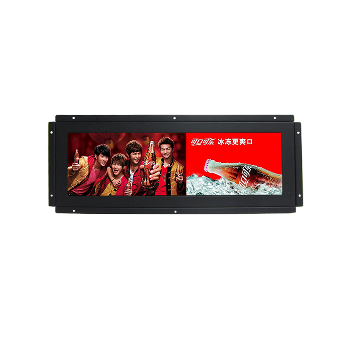 14.9inch Ultra Wide Bar Type Lcd Advertising Digital Signage