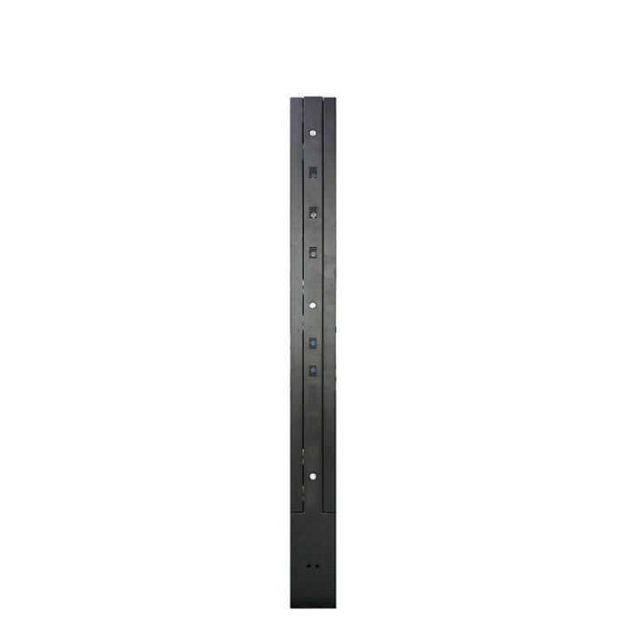 75''  Two Side Ultra Large Lcd Screen Floor Standing