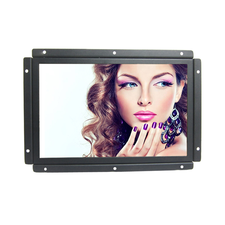 10 Inch 1000nits High Brightness Lcd Monitor With Resolution 1280*720