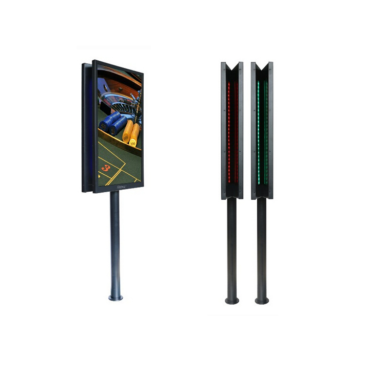 Casino Double Sides Monitor