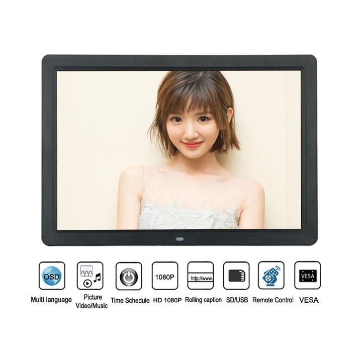 15.4 Inch Indoor Shenzhen Lcd Advertising Equipment