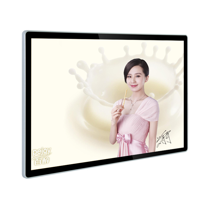 98 Inch Big Size 4k Wallmounted Digital Signage Lcd Advertising Player